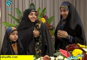 خانواده وحید شمسایی