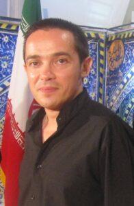 سدریک ریب روت (احمد علی)