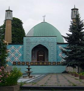 مسجد امام علی در هامبورگ