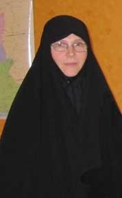 مریم فاضلی (ورونیکا) - تازه مسلمانان